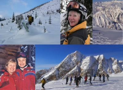 Backcountry Guiding for Cat Skiing