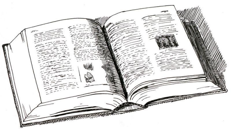 Dessin D Un Livre laurent dessine: challenge #27