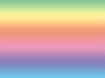 Blended Rainbow