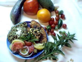 Garden Harvest Dinner