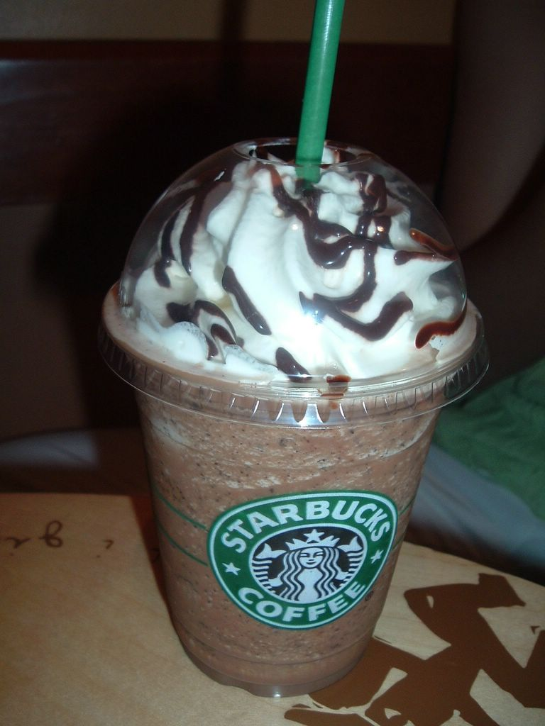 Starbucks Double Chocolate Chip Frappuccino Recipe | Bi Double You