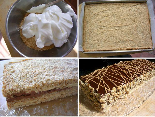 Easy marjolaine recipe