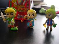 Link, Sis and Tetra