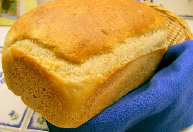 ... makes a great sandwich bread. I personally like it toasted with jam