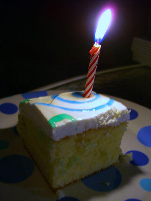 Yellow Sheet Cake Birthday Cake Baking Bites