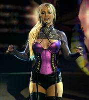 Britney Spears Corset Picture