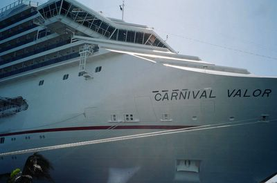 Bow of the Carnival Valor