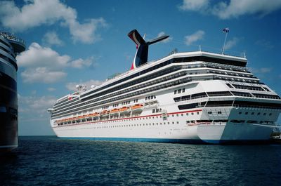 Carnival Valor in Nassau