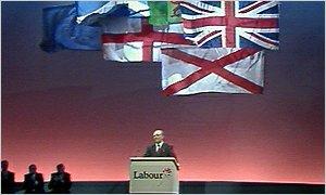 Neil Kinnock incurs the wrath of Jack