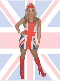 Flag. Fashion statement!