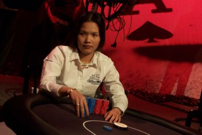 Bad Girl - VC Poker Cup 2005