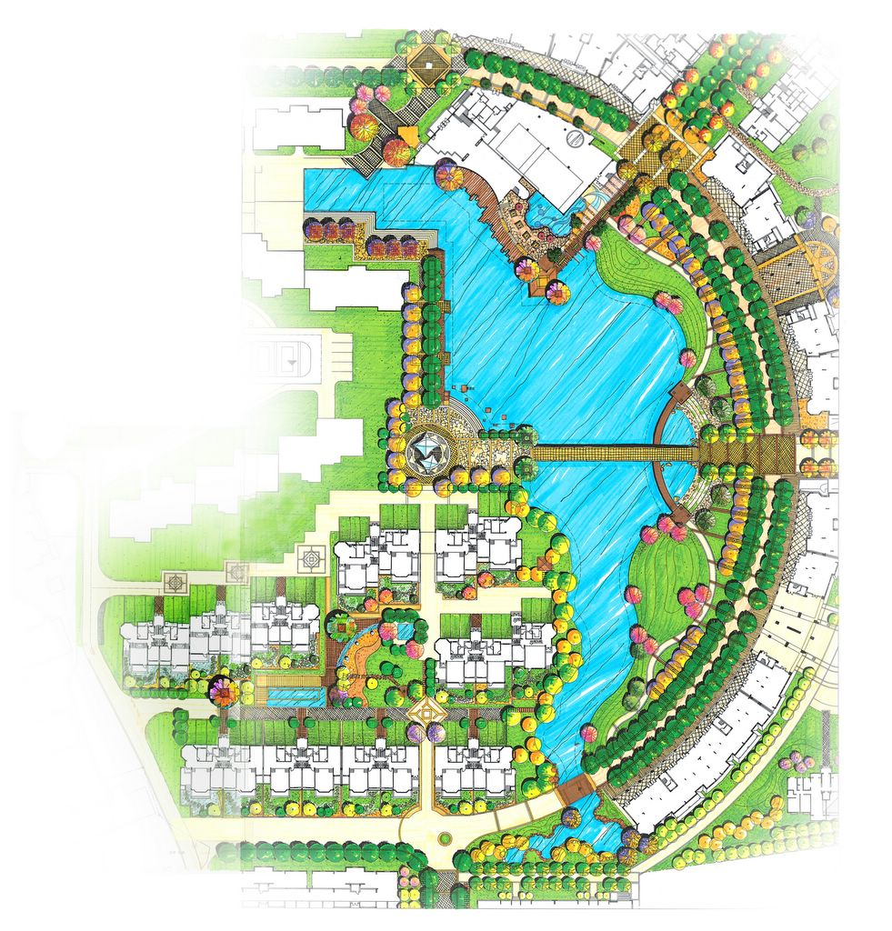 BOJING Bay Concept Plan Bojing Wang Master Posted By Hello Labels Landscape Architecture Projects