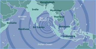an analysis of tsunami in south east asia