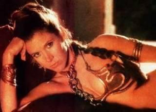 sexy slave girl leia
