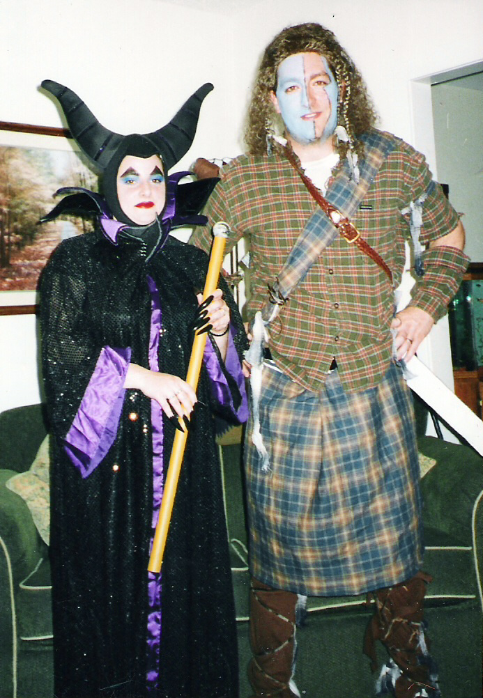 ... 2000 Uncle Jesse and Daisy Duke 2001 Braveheart and Millificent 2002 Ozzy and Sharon Osbourne. What will we come up with this year for 2005? Enjoy.  sc 1 st  Back in Bidniss & dromolini16.blogspot.com: Past Halloween Costumes