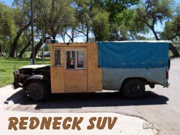 Redneck SUV