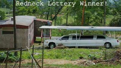 Redneck Lottery Winner