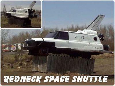 Redneck Shuttle