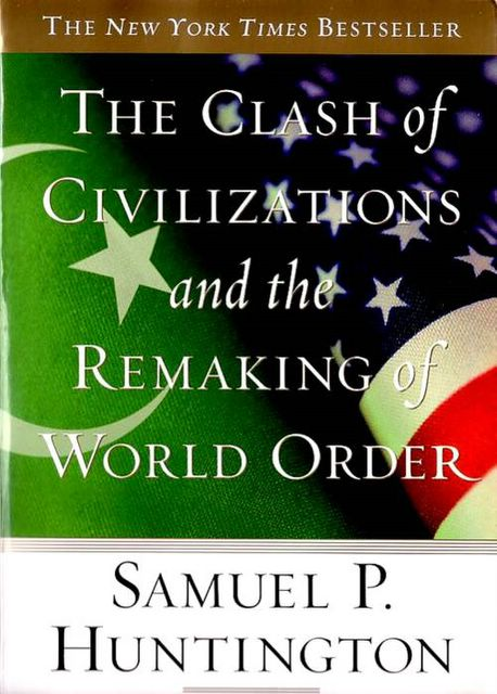 Image result for clash of civilizations book