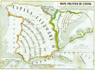 Espanya 1854