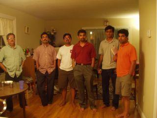 PA Krishnan Meet
