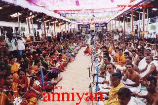 Anniyan on Location - Thiagaraja Festival