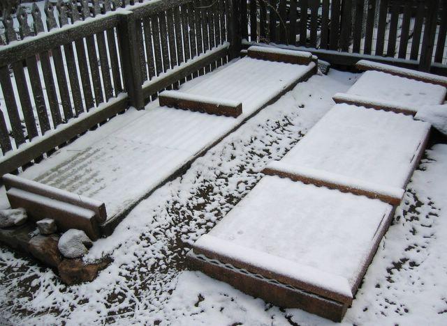 earth home garden: Insulating Blanket
