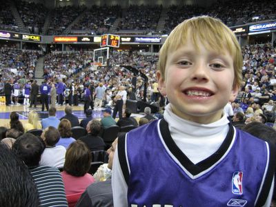 Sacramento Kings versus Orlando Magic Basketball