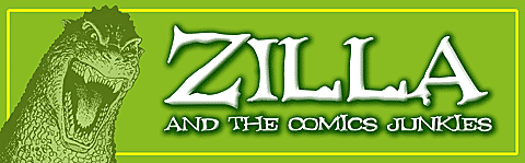 Zilla and the Comics Junkies