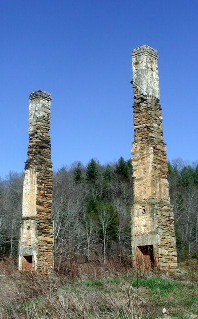 What was i thinking twin chimneys for Twin chimneys