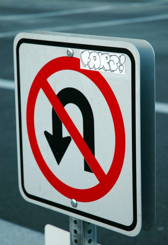 No Graffiti Signs