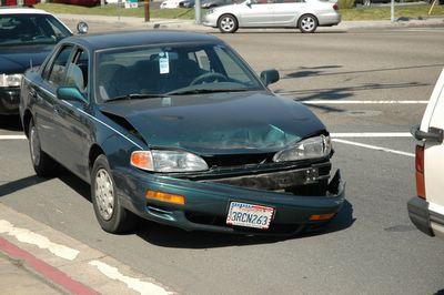 Car Crash Buena Park Beach Auto Center