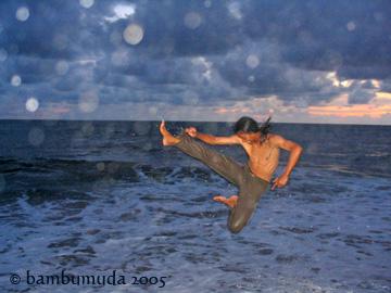 Tsunami Kick