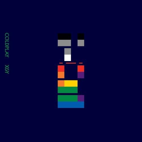X and y album  X And Y Album Cover