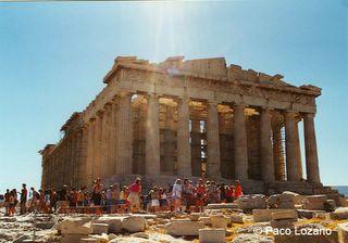 The Parthenon, Athens (Greece)