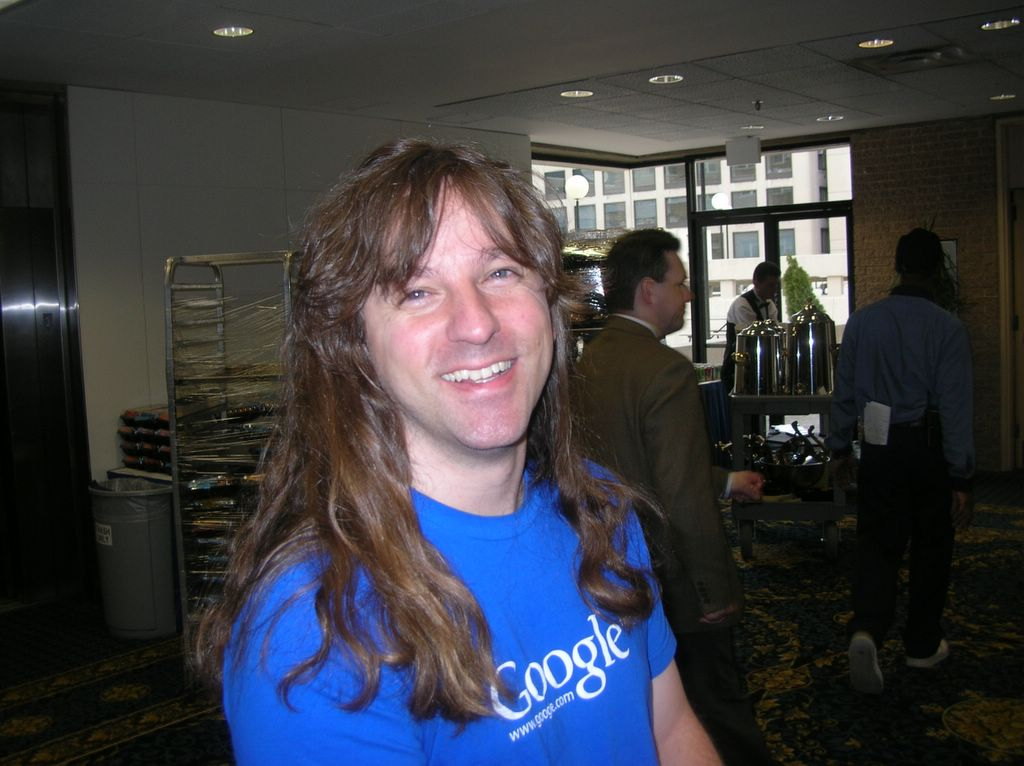 The PyCon blog: March 2005