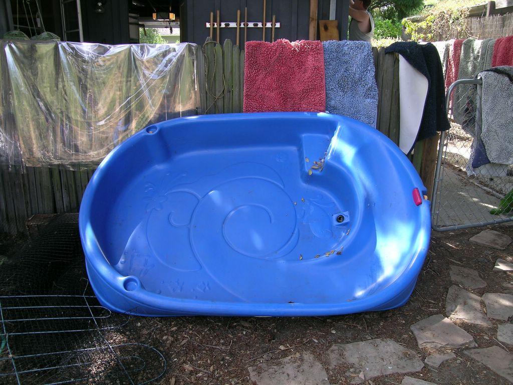 Stuff For Freecycle Little Tikes Kids 39 Hard Plastic Pool
