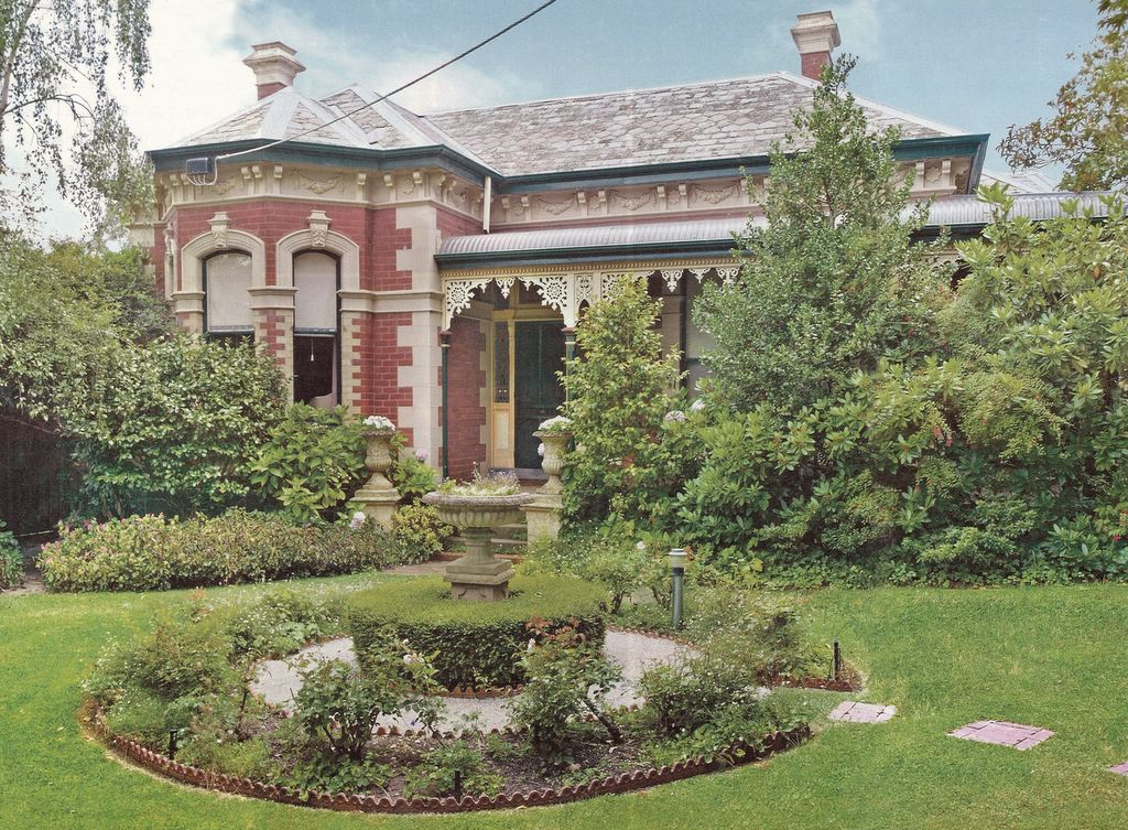 the other house that was influential is also from melbourne australia - Australian Victorian Houses