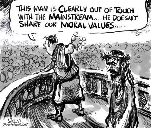 moral values list yahoo