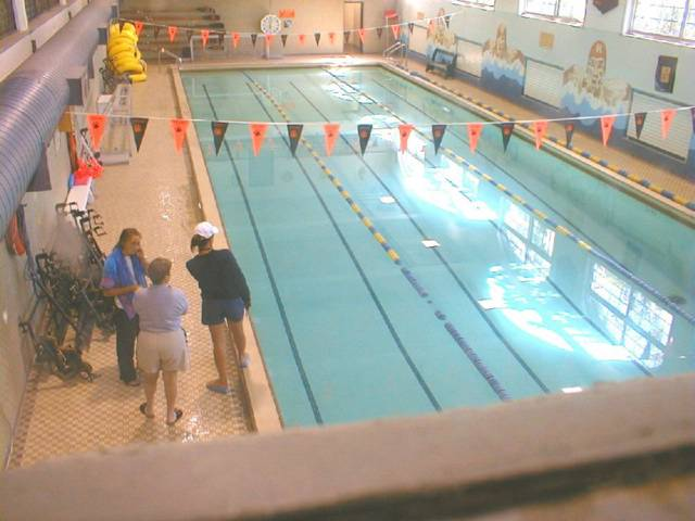 Ridley College Tiger Swim Team Our Pool