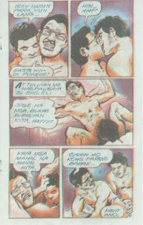 ang dating daan komiks religion