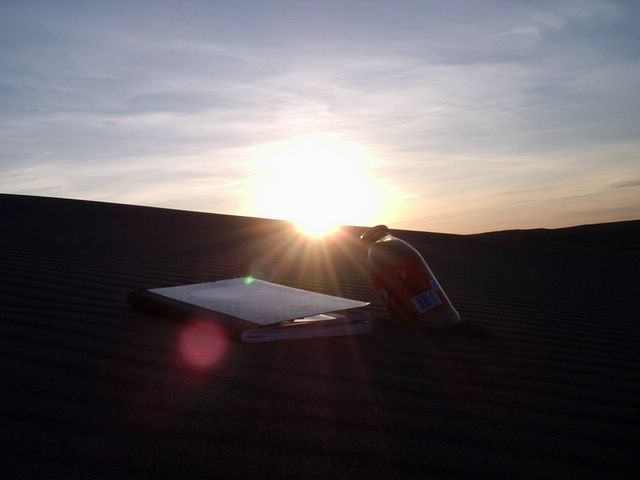 Bruneau Dunes State Park, Idaho