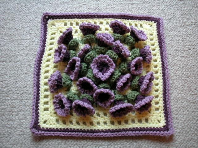 The Crochet Dude Morning Glory Nosegay Photo