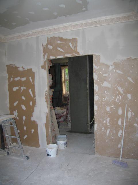 Utforing døråpning