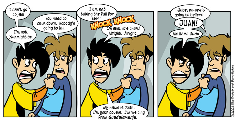 Penny Arcade Open Letter To Parents