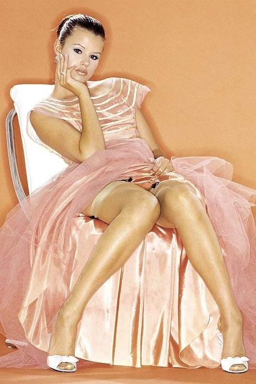 golden stockings