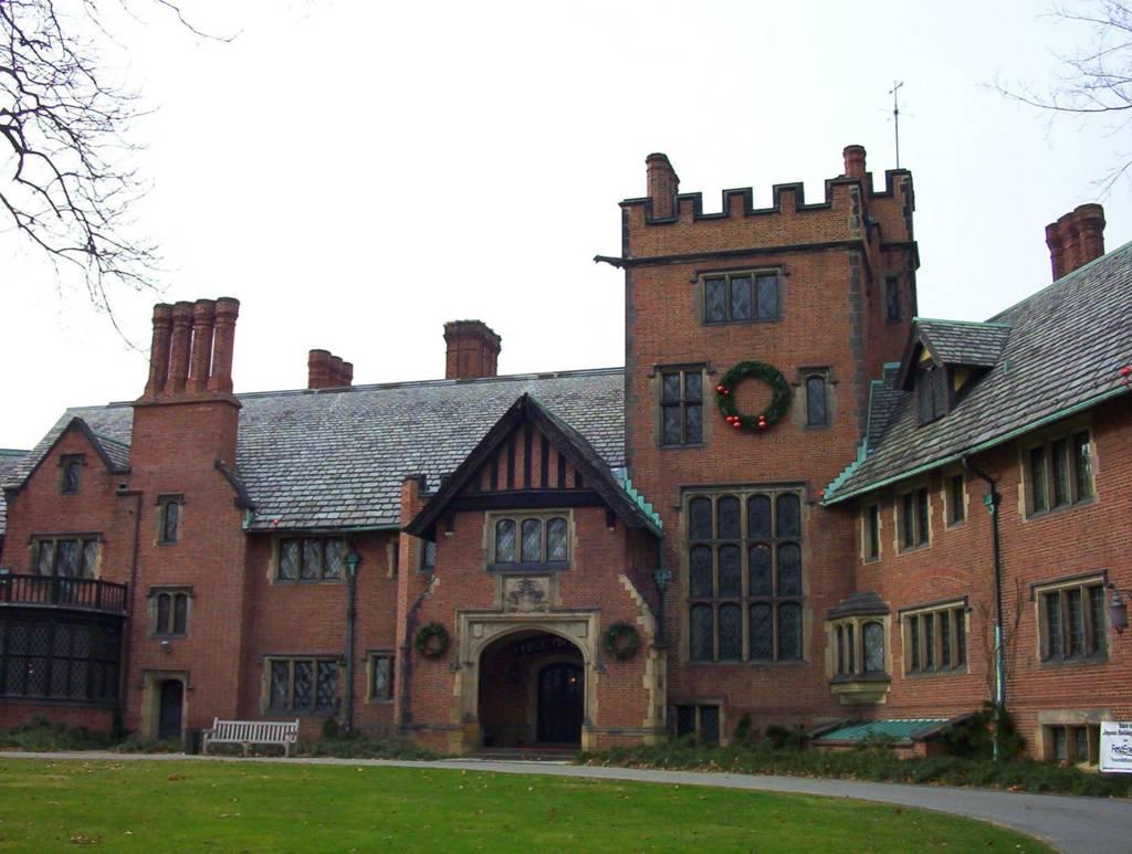 English style mansion