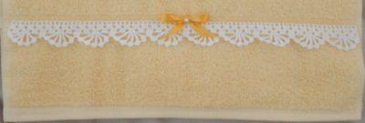 kirpik havlu kenarı