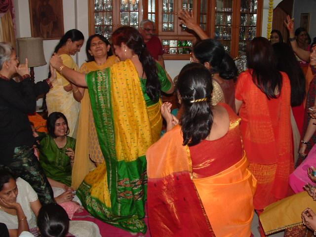 Bombay aunties