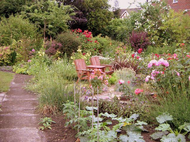 ben 39 s bilingual blog garden jardin anglais